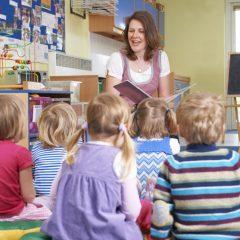 Preparación de especialidad Educación Infantil